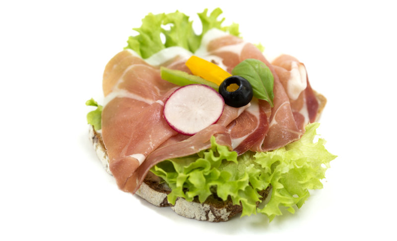 <strong>Prosciutto</strong> <br /> nur € 2,60